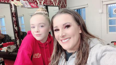 Sam Bailey - Panto, proposals and festive fun!